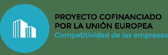 Logo proyecto cofinanciado por la unión europea